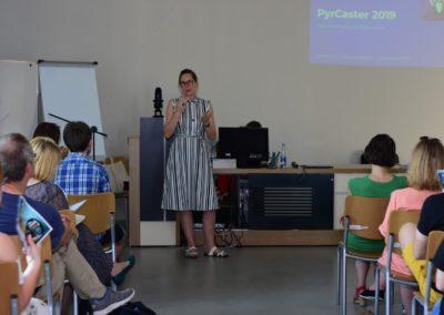 PyrCaster 2019