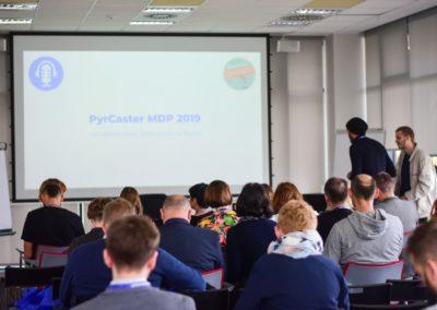 PyrCaster MDP 2019
